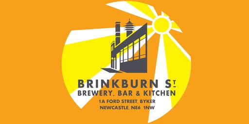 Brinkburn St Brewery Summer Advent Beer Festival