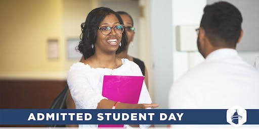 UVF Admitted Student Day-July 12th 2019