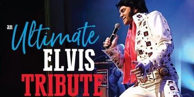 THE ULTIMATE ELVIS TRIBUTE featuring AL JOSLIN!