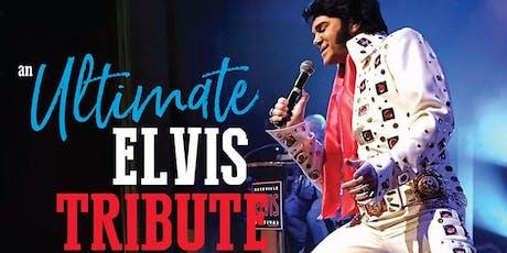 THE ULTIMATE ELVIS TRIBUTE featuring AL JOSLIN! tickets