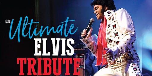 THE ULTIMATE ELVIS TRIBUTE featuring AL JOSLIN!