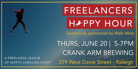 Freelancers Happy Hour tickets
