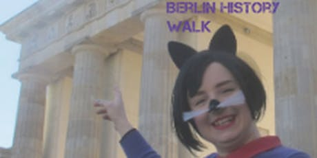 The Cat Walk - Alternative Berlin History Tour Tickets