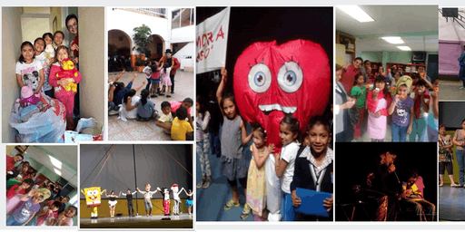 Llevando cultura, arte y sonrisas: El show de Eduardo Excell