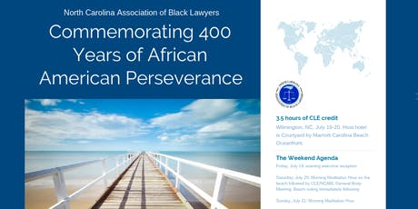 Commemorating 400 Years of African American Perseverance  tickets