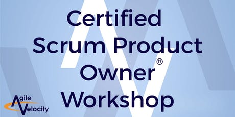 Certified Scrum Product Owner Workshop (CSPO) – Austin tickets
