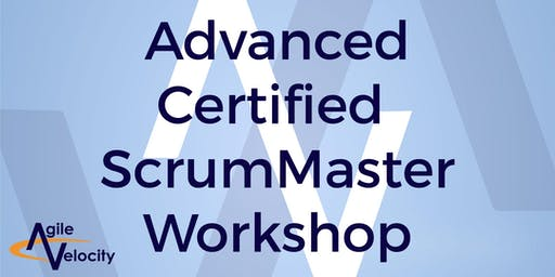 Advanced Certified ScrumMaster Workshop (ACSM) - Austin