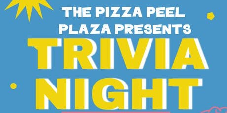 TRIVIA NIGHT @ THE PIZZA PEEL - PLAZA MIDWOOD tickets