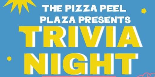 TRIVIA NIGHT @ THE PIZZA PEEL - PLAZA MIDWOOD