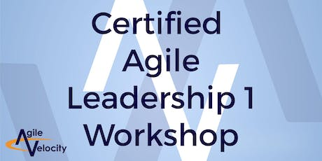 Certified Agile Leadership I Workshop (CAL) - Austin tickets