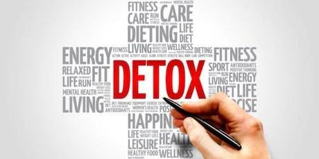 Methods of Detoxification tickets