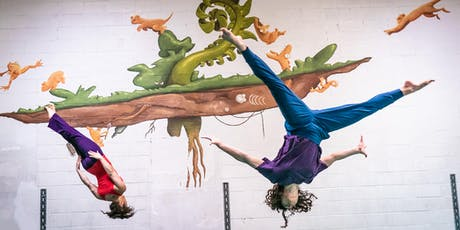 ACTION POTENTIAL: a site specific dynamic dance adventure tickets