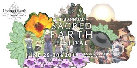 Sacred Earth Festival tickets