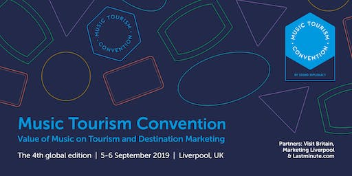 Music Tourism Convention - Liverpool 2019