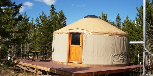 Yurt Work Party (Sept. 28th)