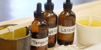 DIY Soy Candle Making Workshop With Essential Oils