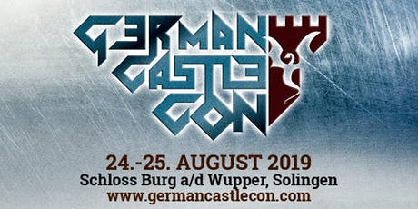 German Castle Con 2019 tickets