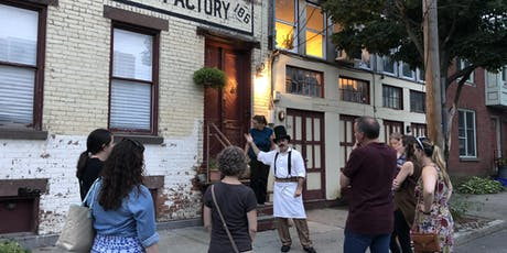 Historic Neighborhood Brew Tour - Warehouse District tickets