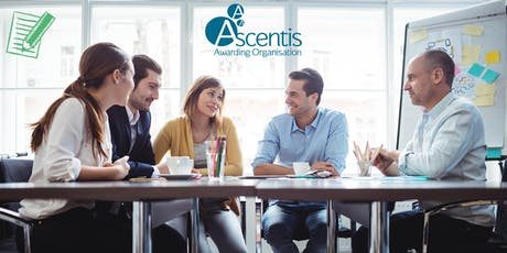 Ascentis Education and Training Regional Quality Meeting tickets