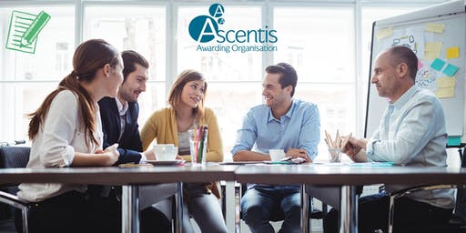 Ascentis Education and Training Regional Quality Meeting