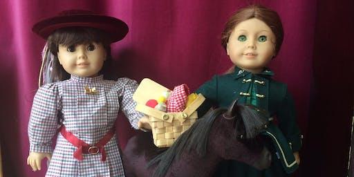Summer Picnic Basket for our Dolls