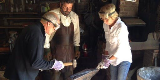 Introduction to Blacksmithing Workshop @ the Farm Museum (June)