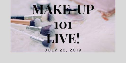 MakeUp 101 Live