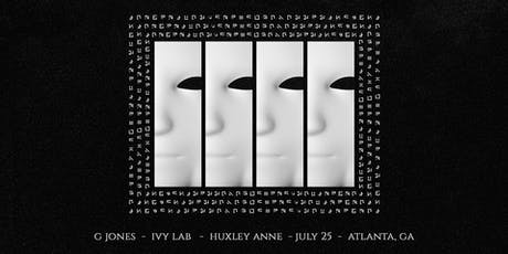 G JONES w/ IVY LAB & Huxley Anne| Road to Imagine 18+ | IrisESP101 | Thursday July 25 - THIS SHOW WILL 100% sell out tickets