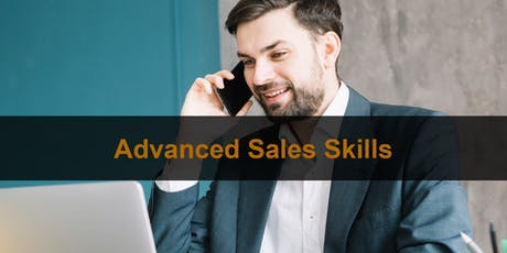 Sales Training London: Advanced Sales Skills tickets