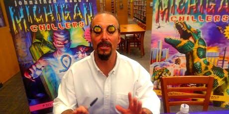 Johnathan Rand- Children's Author Presentation tickets