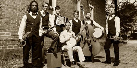 Jammin' on the James: The Grace Street Seven tickets