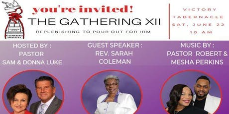 Gathering XII tickets