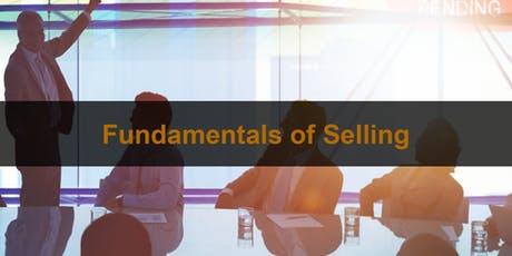 Sales Training London: Fundamentals Of Selling  tickets