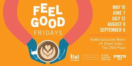 Feel Good Fridays - August tickets