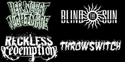 Reckless Redemption, Blind the Sun and Throwswitch at PRP