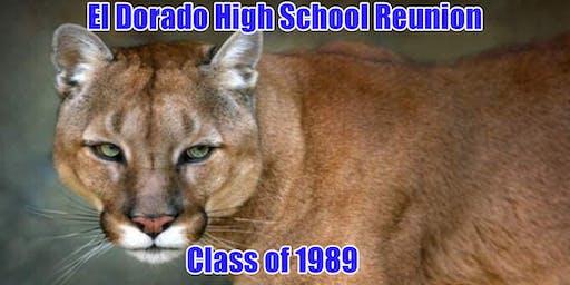 El Dorado High School 30 Year Reunion