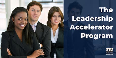 The Leadership Accelerator Program tickets