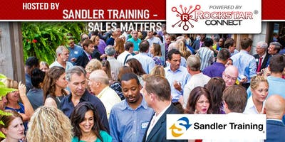 Free Raleigh Business & Sales Pros Rockstar Connect event (May, Raleigh)
