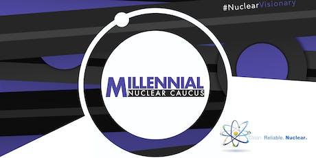 Millennial Nuclear Caucus Oak Ridge, Tennessee  (JUNE 20-21) tickets
