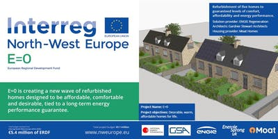 Energiesprong study tour (two days) - Demonstrator site, Maldon Essex and Factory visit in the Netherlands