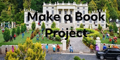 Home education MAKE A BOOK workshops - PLYMOUTH 8-15 years tickets
