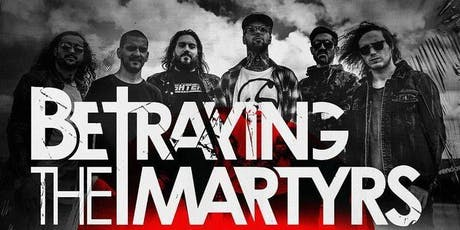 Betraying The Martyrs, Entheos, Within Destruction, Sentinels, Defying Decay, A World Without tickets