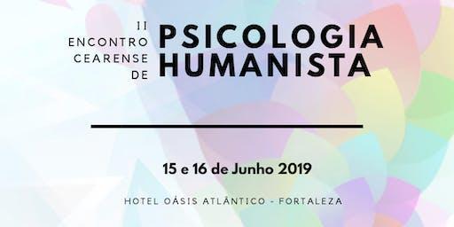 II Encontro Cearense de Psicologia Humanista