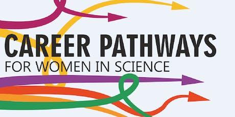 Career Pathways for Women in STEM tickets