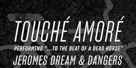 Touché Amoré @ Holy Diver tickets