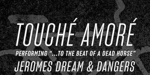 Touché Amoré @ Holy Diver