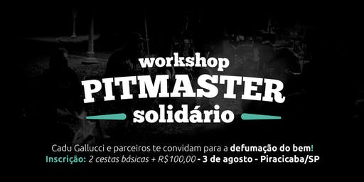 Workshop Pitmaster Solidário