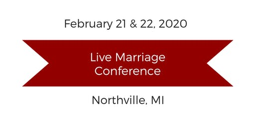 Love and Respect Live Marriage Conference