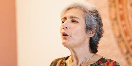 """Workshop  """"Développement personnel par le Souffle-Voix-Chant"""" à Liège billets"""