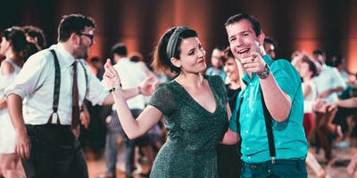 Sofia Swing Dancing Festival - 2019 /MAY 30 - JUNE 02/